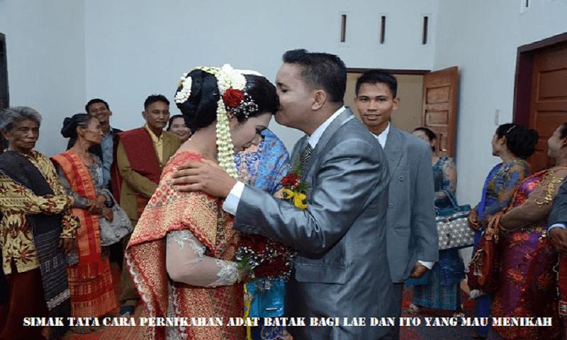 Simak Tata Cara Pernikahan Adat Batak Bagi Lae dan Ito Yang Mau Menikah