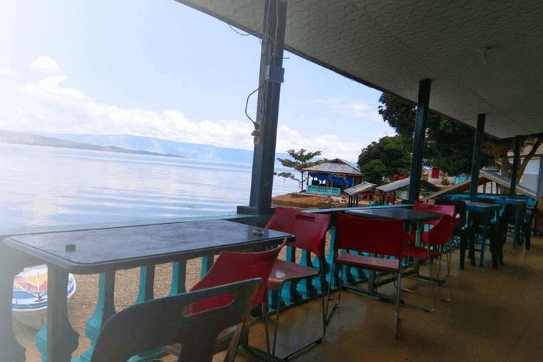 Pantai Hoda Tigaras - KlikBatak