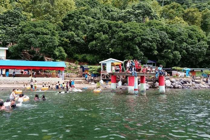 Pantai Kenangan Tanjung Unta - KlikBatak