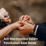 Arti Marsitombol Dalam Pernikahan Adat Batak